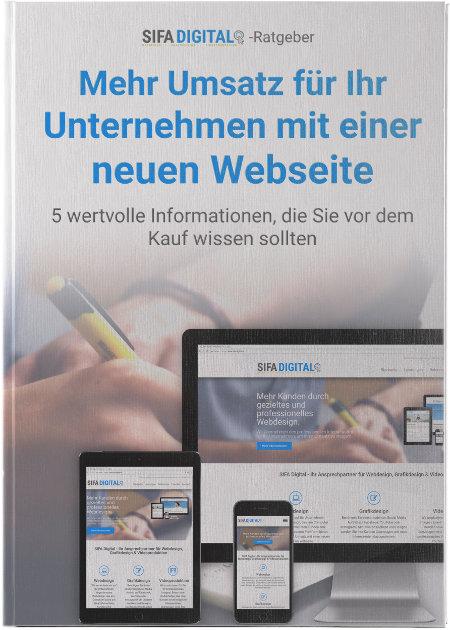 SIFA Digital Ratgeber Mockup
